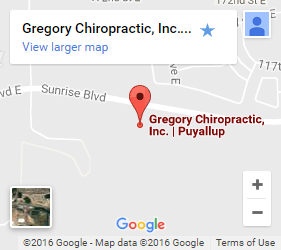 Gregory Chiropractic on Google Maps